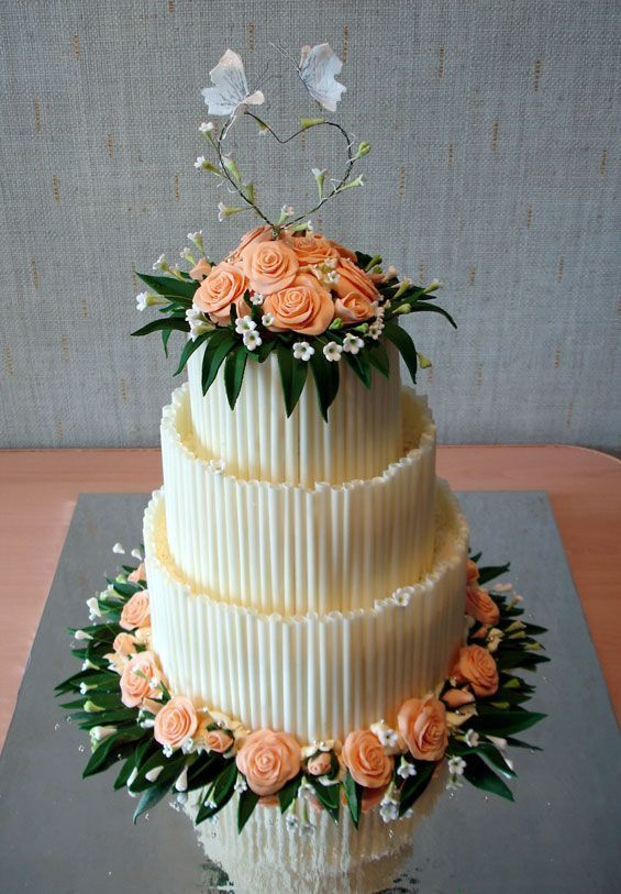 The Most Beautiful Wedding Cakes
