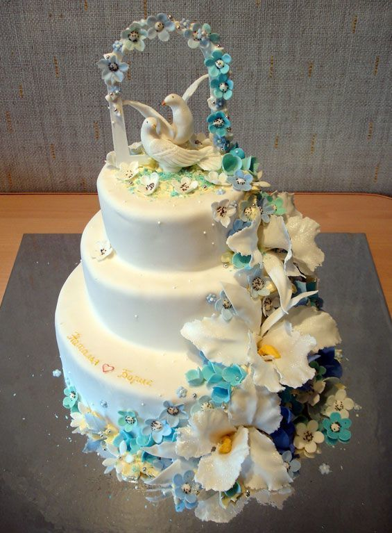 the most beautiful wedding cakes the most beautiful wedding cakes 20878