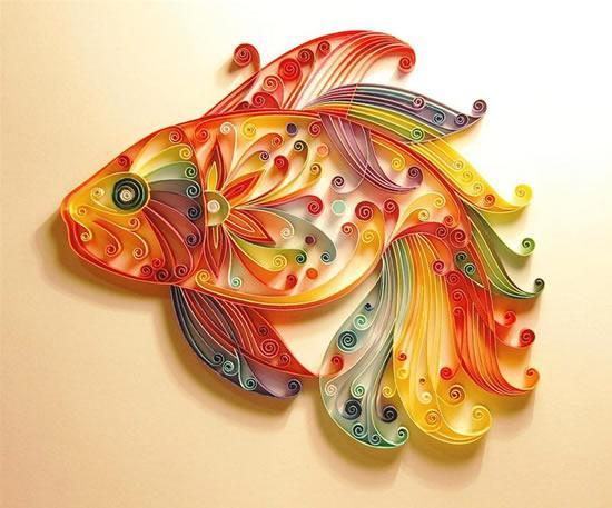 Quilling – The Art of Turning Paper Strips into Intricate Ar