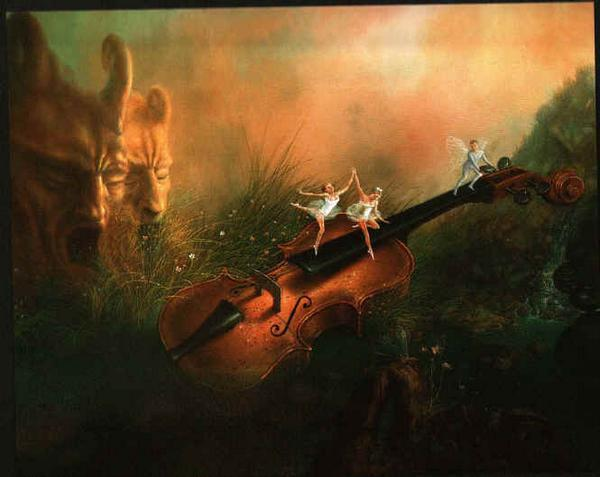Amazing Surreal Paintings